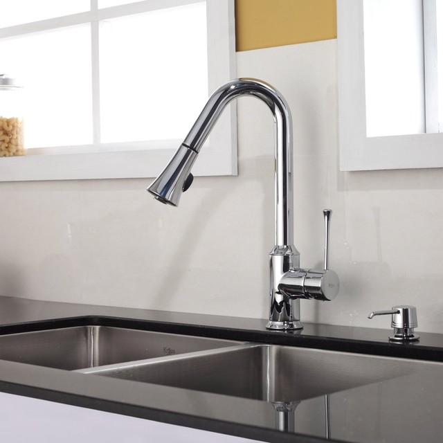 Designer Kitchen Faucets Kitchen Sink Faucets | Casual Cottage