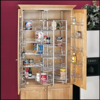 Kitchen Storage Ideas - Pantry Cabinets - other metro - by ...