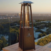 Empire Table Top Heater - Traditional - Patio Heaters - by ...
