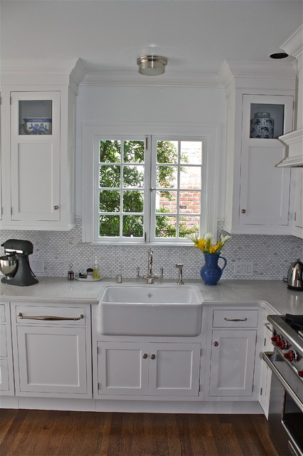 Kitchen Cabinets Oakland Ca Rockridge - Oakland, Ca - Traditional - Kitchen - San