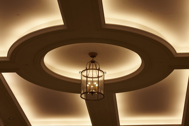 Houzz Ceiling Lights Led Strip Lighting And Led Rope Lights - Traditional