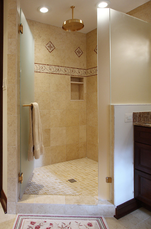 Houzz Showers What Type Of Tile Is Best For Showers?