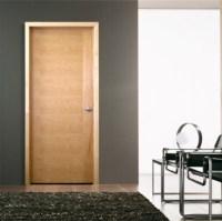 MIDRANGE flush interior door for modern design. - Modern ...