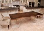 Live Edge Wood Dining Room Table