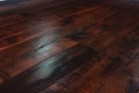 Dark Wide Plank Wood Floors - Home Designs