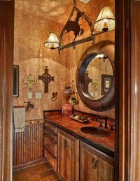 Ranch Guest bath