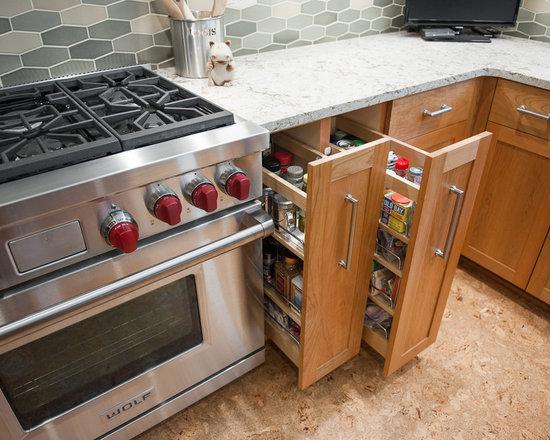 kitchen design ideas remodels photos multi colored backsplash small eat kitchen design photos cork floors