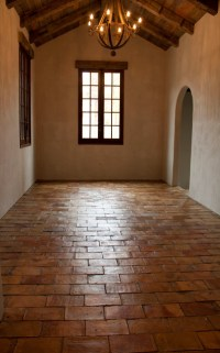 Guesthouse with reclaimed French Terracotta Flooring and ...