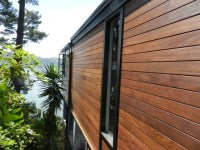 Ipe Siding and Ipe Decking Project - Contemporary ...