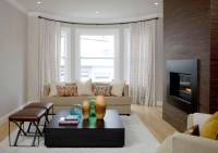 Bow, Curved and Bay Window Coverings Solutions ...
