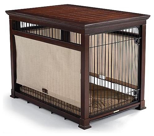 Woodwork Luxury Dog Crates PDF Plans