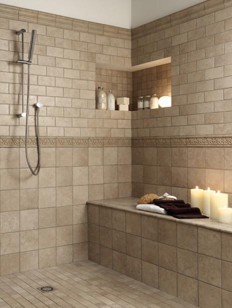 bathroom tile patterns - country tiles design