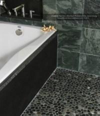 islandstone Pebble Series Perfect Pebble Tile Java Grey ...