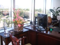 Custom Floral Arrangements - Traditional - Home Office ...