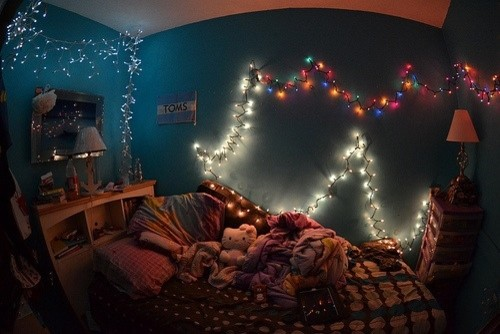 cool teen room christmas lights cool room lights