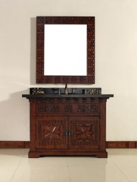 "48"" Monterey Single Bath Vanity - Mediterranean - Bathroom ..."