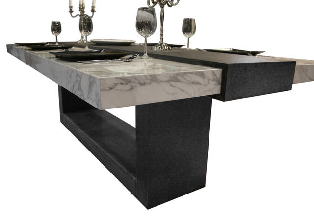 Granite Dining Table Top Stone Table - Contemporary - Dining Tables - other metro - by Ogle, luxury kitchens, Bathrooms ...