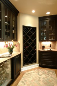 Love the built-in wine rack? Custom built or where can it ...