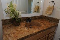 Concrete Integrated Bowl Sink and Countertop by Red Baron ...