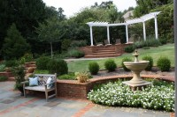 Backyard Terraces - Traditional - Landscape - other metro ...