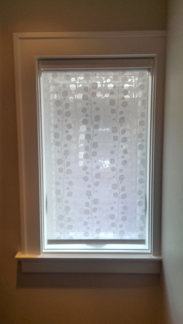 Houzz Rugs Patterned Roller Shades