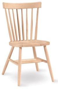 Copenhagen Kids Wood Chair - Contemporary - Kids Chairs ...