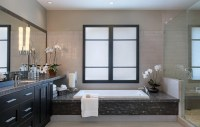 Spa Experience Drives Asian Style Trend in Bathroom Design