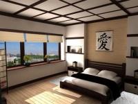 japan, bedroom