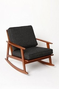 Mid-Century Rocker Chair - Modern - Rocking Chairs - by ...