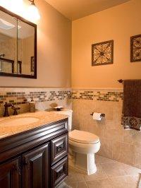 Traditional Small Bathroom Home Design, Photos & Decor Ideas