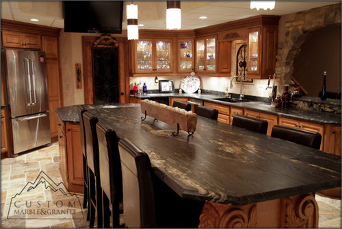 Stones To Use In A Tuscan Kitchen Lifestyle Stone