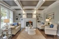 Million Dollar Listings - Craftsman - Living Room ...