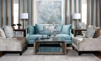 Calm, Cool, Collected - Traditional - Living Room - by Z ...