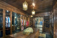 Bill Truitt Woodworks - Rustic - Closet - charlotte - by ...
