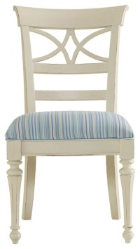 Coastal Living Cottage Sea Watch Dining Chair - Tropical ...