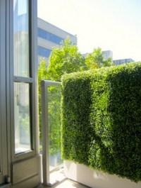 Balcony privacy screen