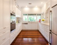 Shaker Style Cabinet Hardware Kitchen Design Ideas ...