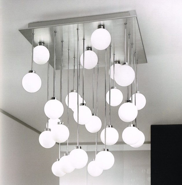 Houzz Ceiling Lights Opla - Modern - Ceiling Lighting - Toronto - By Lights On