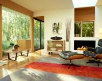 Herman Miller Eames Lounge Chair Living Room ...