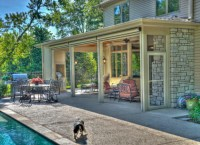 Screen Rooms - Traditional - Patio - st louis - by ...