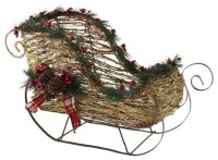 decorative sleighs for - 28 images - decorative white ...