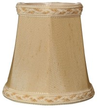 Decorative Trim Deep Empire Chandelier Lampshade