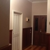 Should I paint the panelling?