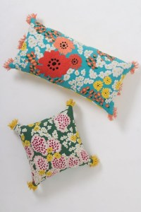 Arbor Tassel Pillow