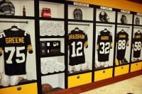 Pittsburgh Steelers 1970's Locker Room Mural by Tom Taylor ...
