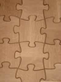 Jigsaw Pattern - Contemporary - Flooring - nashville - by ...
