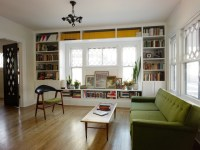 Living Room Built Ins - Eclectic - Living Room - wichita ...