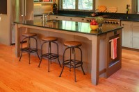 Colonial Farmhouse - Farmhouse - Kitchen - portland maine ...