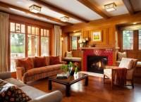 Hawthorne Craftsman - Craftsman - Living Room - san ...