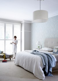 Modern country style bedroom - Eclectic - Bedroom ...